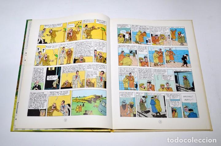 Cómics: TINTIN - L'ORELLA ESCAPÇADA - ED. JUVENTUD 1985 - Foto 3 - 96117951