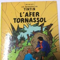 Cómics: LES AVENTURES DE TINTÍN- L'AFER TORNASSOL. Lote 96577207