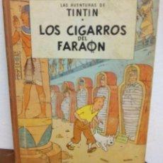 Cómics: LOS CIGARROS DEL FARAON. Lote 97228331
