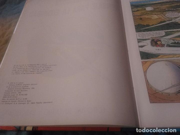 Cómics: YOKO TSUNO.MENSAJE PARA LA ETERNIDAD. NÚMERO 5. EDITORIAL JUVENTUD. - Foto 3 - 97454915