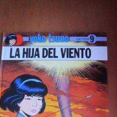 Cómics: YOKO TSUNO Nº 9 - LA HIJA DEL VIENTO - JUVENTUD - TAPA DURA. Lote 97503691