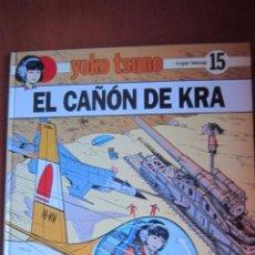 Cómics: YOKO TSUNO Nº 15 - EL CAÑON DE KRA - JUVENTUD - TAPA DURA. Lote 97504843