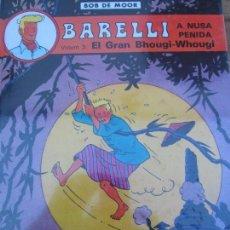 Cómics: BOOB DE MOOR--BARELLI. Lote 97640295