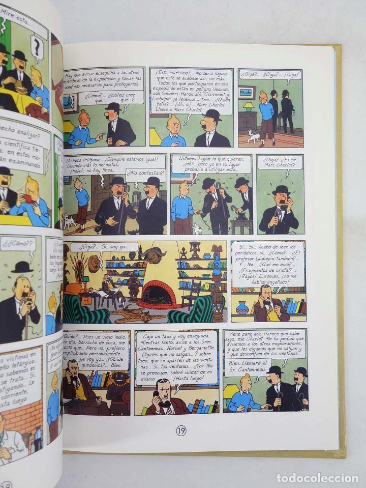 Cómics: LAS AVENTURAS DE TINTIN LAS 7 BOLAS DE CRISTAL. ED PEQUEÑA (Hergé) Casterman, 2001. DIFÍCIL - Foto 4 - 97781556