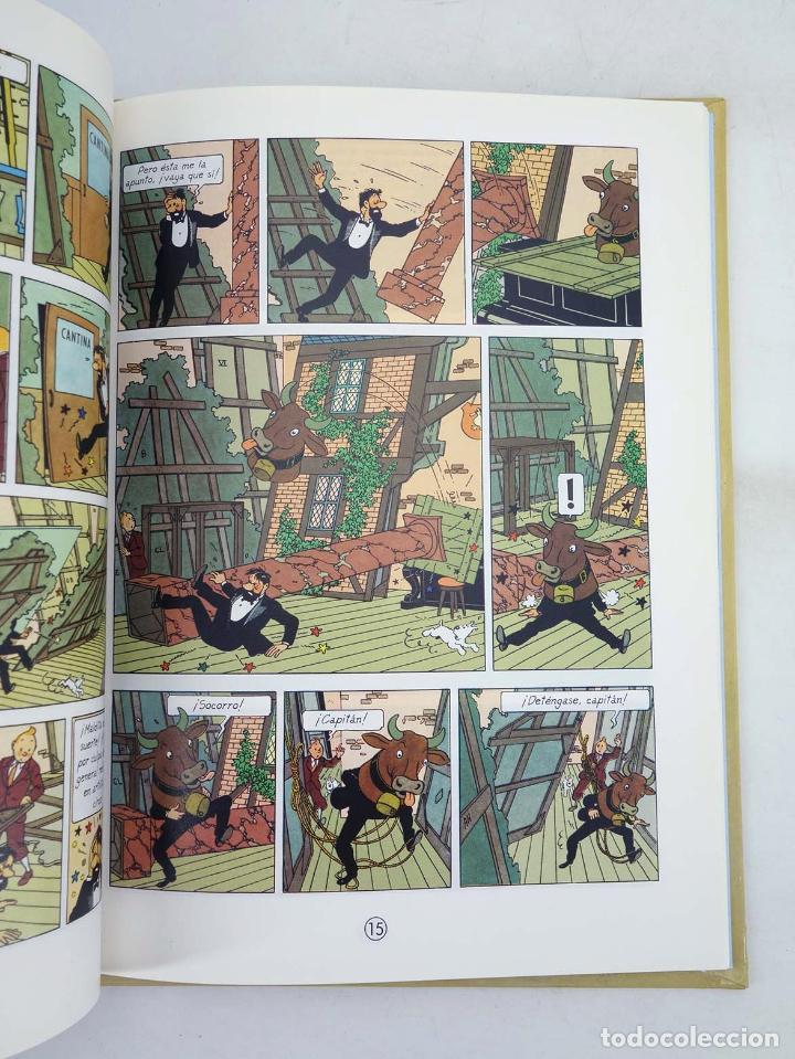 Cómics: LAS AVENTURAS DE TINTIN LAS 7 BOLAS DE CRISTAL. ED PEQUEÑA (Hergé) Casterman, 2001. DIFÍCIL - Foto 5 - 97781556