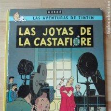 Cómics: TINTIN, LAS JOYAS DE LA CASTAFIORE. JUVENTUD 1985. NOVENA EDICIÓN. Lote 98046946