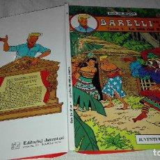 Cómics: BARELLI EN NUSA PENIDA TOMO 1 LA ISLA DEL BRUJO AÑO 1990. Lote 99173951