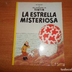 Cómics: TINTIN LA ESTRELLA MISTERIOSA EDITORIAL JUVENTUD RUSTICA . Lote 99226267