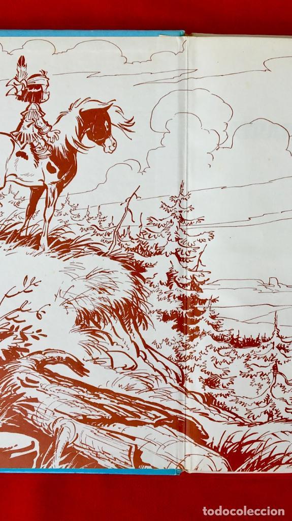 Cómics: Yakari 1988 primera edición atrapados en la isla bien estado tapa dura - Foto 18 - 99278363