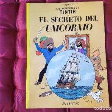 Cómics: EL SECRETO DEL UNICORNIO TINTIN. Lote 99497267