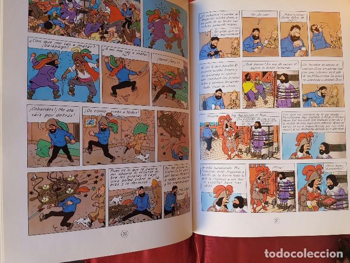 Cómics: EL Secreto del Unicornio TinTin - Foto 3 - 99497267