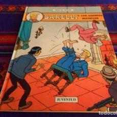 Cómics: BARELLI Nº 5 Y LOS AGENTES SECRETOS. JUVENTUD 1992. MUY BUEN ESTADO.. Lote 100146555