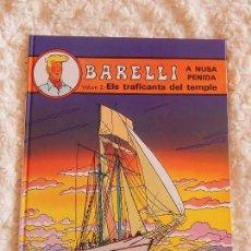 Cómics: BARELLI A NUSA PENIDA - VOLUM - 2 - ELS TRAFICANS DEL TEMPLE - N. 3 - CATALA. Lote 100302831