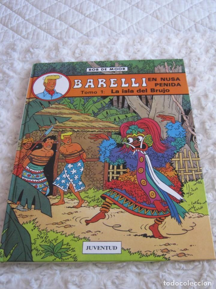BARELLI EN NUSA PENIDA - TOMO - 1- LA ISLA DEL BRUJO - N. 2 (Tebeos y Comics - Juventud - Barelli)