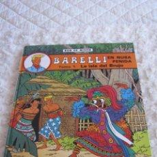 Cómics: BARELLI EN NUSA PENIDA - TOMO - 1- LA ISLA DEL BRUJO - N. 2. Lote 100311055