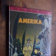 Cómics: AMERIKA, DETECTIVE EN HOLLYWOOD, JUVENTUD, 1993. Lote 100498243