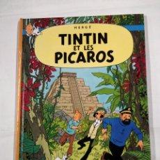 Cómics: TINTIN ET LES PICAROS. HERGE. CASTERMAN. 1977. TDKC33. Lote 101548039