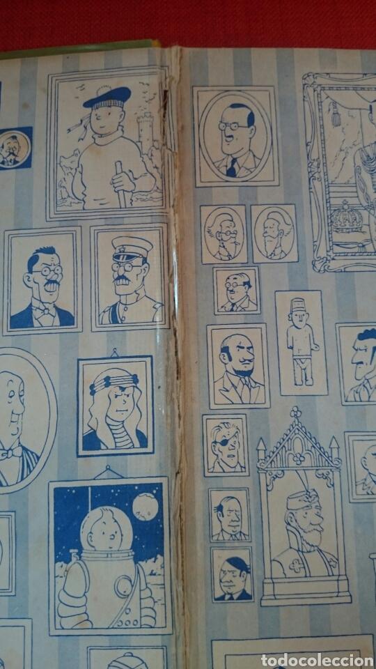 Cómics: TINTIN-LES JOIES DE LA CASTAFIORE-CATALA-REIMPRESIO 1965 - Foto 10 - 102506716