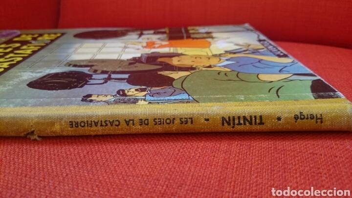 Cómics: TINTIN-LES JOIES DE LA CASTAFIORE-CATALA-REIMPRESIO 1965 - Foto 13 - 102506716