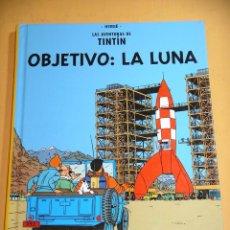 Cómics: TINTIN, OBJETIVO LA LUNA, ED. CASTERMAN - PANINI, AÑO 2001, MINITINTIN, MINI, 26C. Lote 102644715