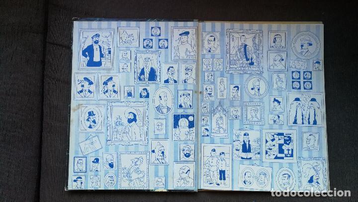 Cómics: TINTÍN - JUVENTUD - EL TEMPLO DEL SOL - 2ª SEGUNDA EDICIÓN 1961 - BUEN ESTADO - Foto 2 - 102747847