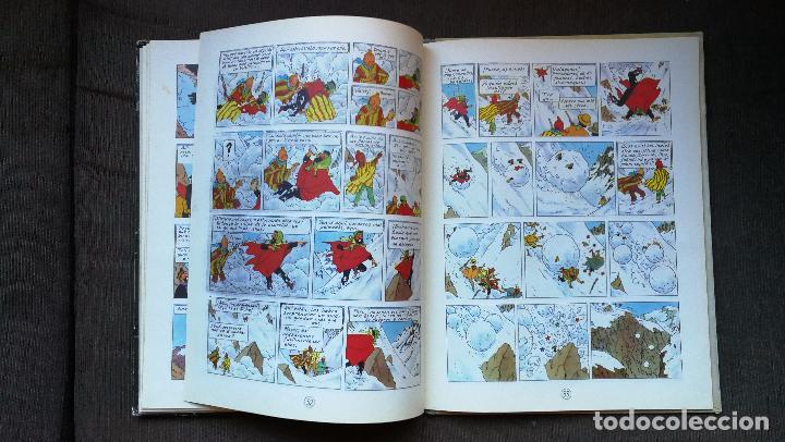 Cómics: TINTÍN - JUVENTUD - EL TEMPLO DEL SOL - 2ª SEGUNDA EDICIÓN 1961 - BUEN ESTADO - Foto 5 - 102747847
