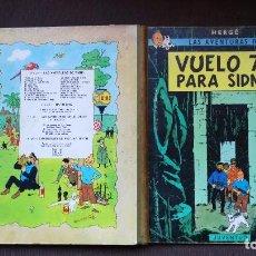 Cómics: TINTÍN - JUVENTUD - VUELO 714 PARA SIDNEY - 2ª SEGUNDA EDICIÓN 1971 - BUEN ESTADO GENERAL - CP. Lote 102748083