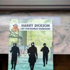 Cómics: HARRY DICKSON Nº 2 LOS FANTASMAS VERDUGOS EDITORIAL JUVENTUD 1990. Lote 103228559