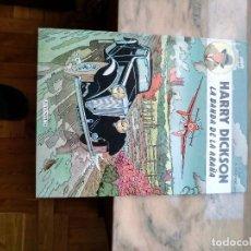 Cómics: HARRY DICKSON - Nº 1 - LA BANDA DE LA ARAÑA - EDIT. JUVENTUD. Lote 103229251