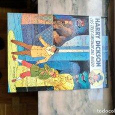 Cómics: HARRY DICKSON Nº 3 LOS TRES CÍRCULOS DEL MIEDO. JUVENTUD. Lote 103230055