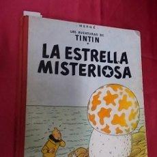 Cómics: LAS AVENTURAS DE TINTIN. LA ESTRELLA MISTERIOSA. JUVENTUD. 1964. SEGUNDA EDICION . Lote 103609547