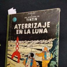 Cómics: LAS AVENTURAS DE TINTIN - ATERRIZAJE EN LA LUNA - CUARTA (4ª) EDICION - 1967 - JUVENTUD. Lote 103750371