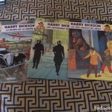 Cómics: HARRY DICKSON COLECCION COMPLETA EDITORIAL JUVENTUD. Lote 103925663