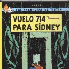Fumetti: TINTIN Nº 22. VUELO 714 PARA SIDNEY. ED. JUVENTUD 2012. NUEVO. Lote 104111327