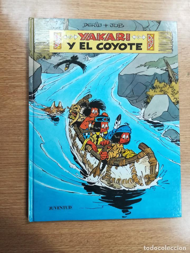 YAKARI #12 YAKARI Y EL COYOTE (Tebeos y Comics - Juventud - Yakary)