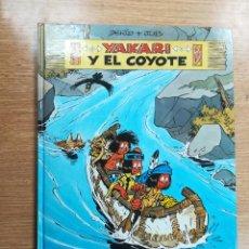 Cómics: YAKARI #12 YAKARI Y EL COYOTE. Lote 104404527
