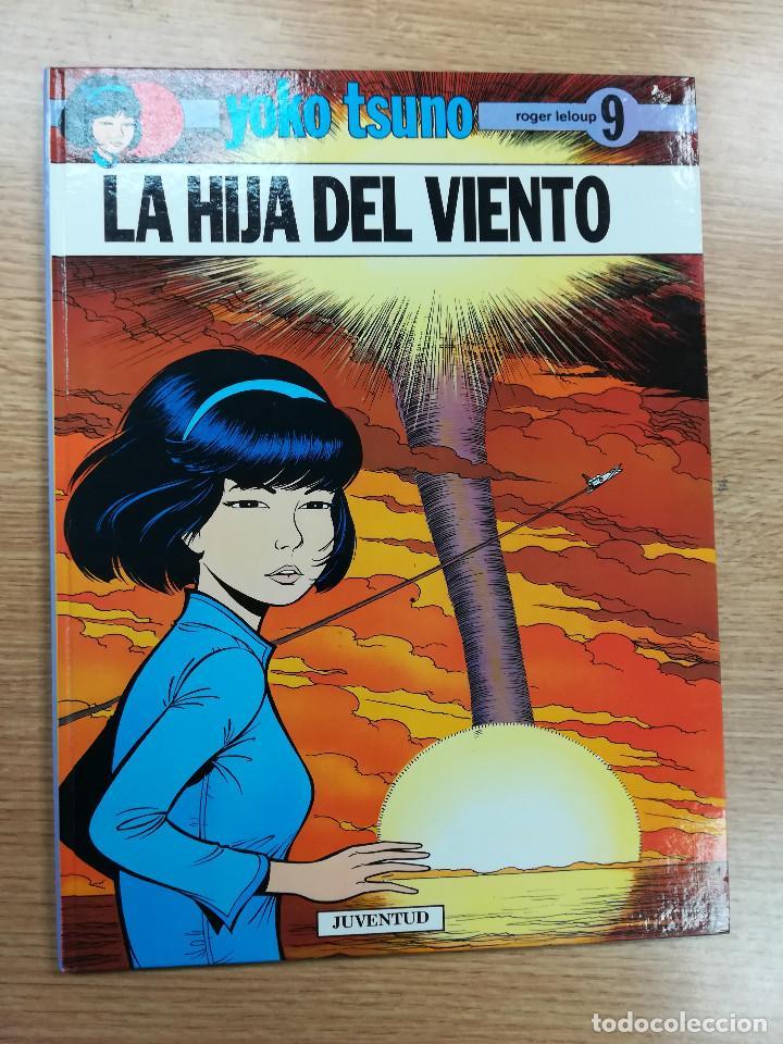 YOKO TSUNO #9 LA HIJA DEL VIENTO (CARTONE) (Tebeos y Comics - Juventud - Yoko Tsuno)