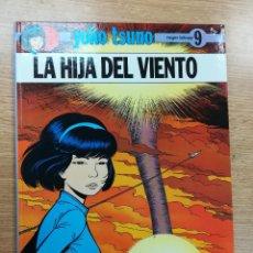 Cómics: YOKO TSUNO #9 LA HIJA DEL VIENTO (CARTONE). Lote 104898059
