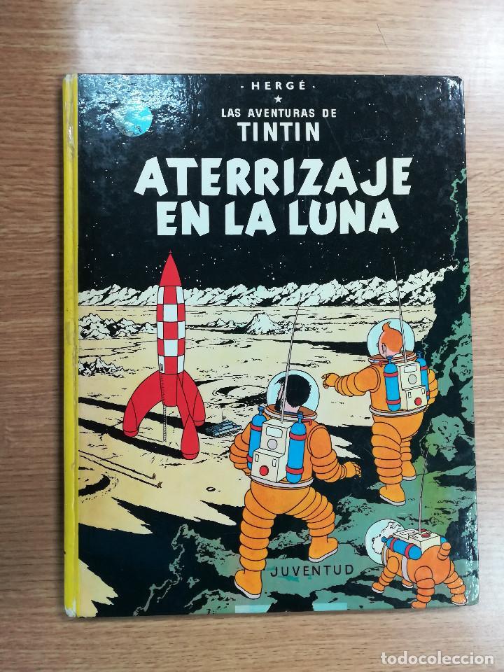 TINTIN ATERRIZAJE EN LA LUNA CARTONE (8ª EDICION - 1981) (Tebeos y Comics - Juventud - Tintín)