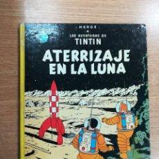 Cómics: TINTIN ATERRIZAJE EN LA LUNA CARTONE (8ª EDICION - 1981). Lote 105090231