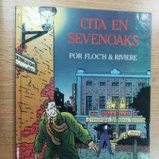 Cómics: CITA EN SEVENOAKS. Lote 105245019