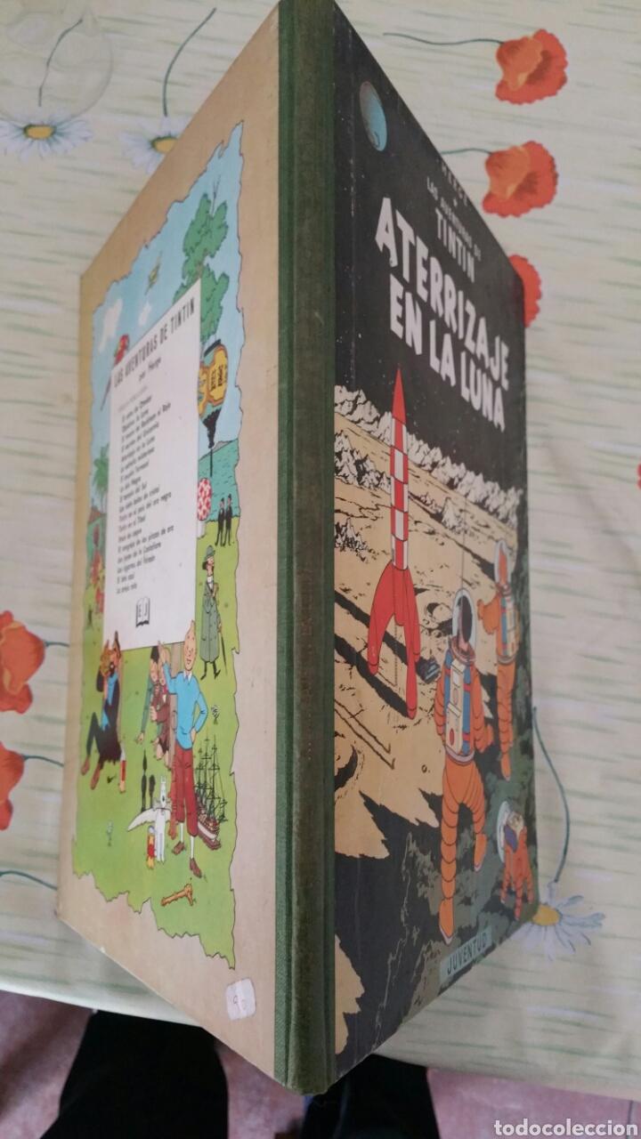 Cómics: TINTIN ATERRIZAJE EN LA LUNA - Foto 5 - 26910564