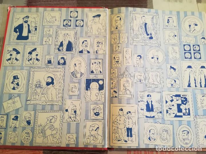 Cómics: El loto azul - Hergé - Las aventuras de Tintín - 3ª edición, 1970 - Foto 3 - 106770335