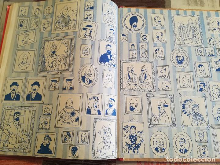 Cómics: El loto azul - Hergé - Las aventuras de Tintín - 3ª edición, 1970 - Foto 9 - 106770335