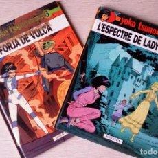 Comics : YOKO TSUNO (2 VOLUMS). Lote 107512099