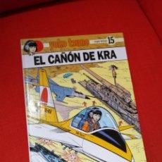 Cómics: YOKO TSUNO-EL CAÑÓN DE KRA.EDITORIAL JUVENTUD.1°EDICIÓN. Lote 107638822