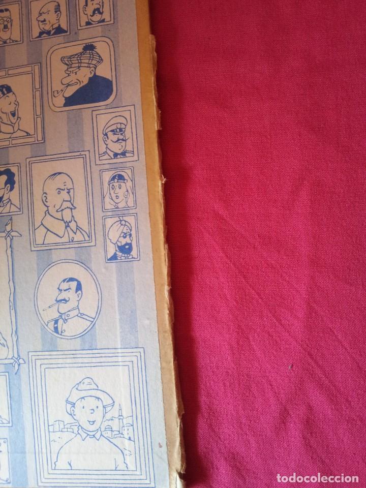 Cómics: TINTIN - EL TEMPLO DEL SOL - EDITORIAL JUVENTUD DE 1969 - Foto 7 - 107817903