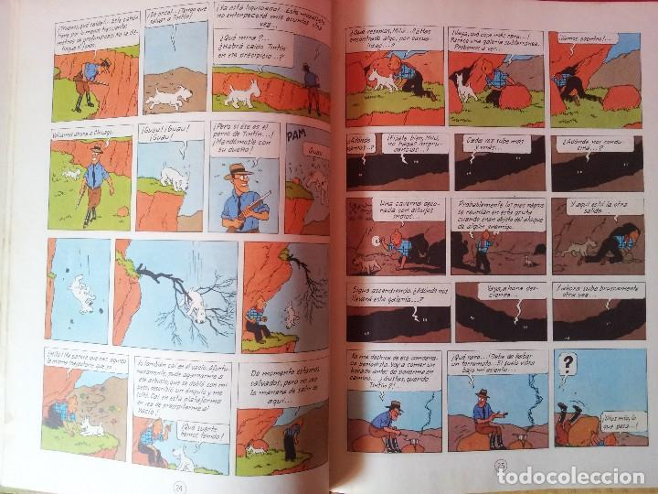 Cómics: TINTIN - TINTIN EN AMERICA - EDITORIAL JUVENTUD DE 1972 - Foto 5 - 107817927