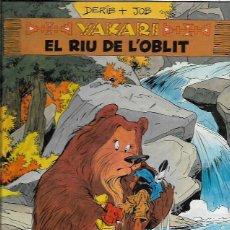 Cómics: YAKARI * EL RIU DE L ' OBLIT * Nº 15. Lote 107896451