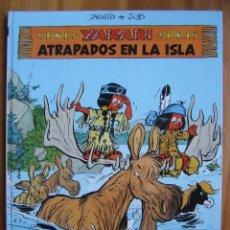 Cómics: YAKARI Nº 9 - ATRAPADOS EN LA ISLA. Lote 107906035